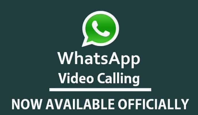 WhatsApp Video Calling Is Live On Android [APK DOWNLOAD] - 2