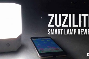 ZuziLite Review - A Wireless Smart Lamp With Interactive Features - 3