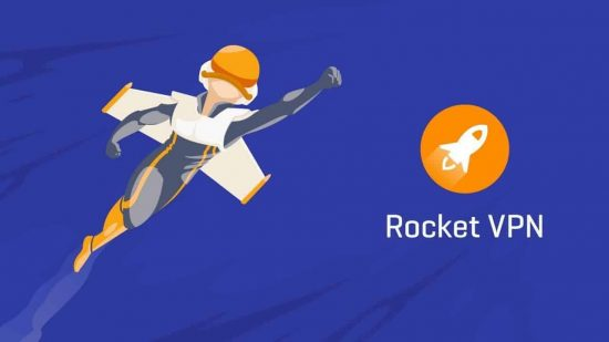 Privacy Matters for Anyone! Protect yours' using Rocket VPN - 1