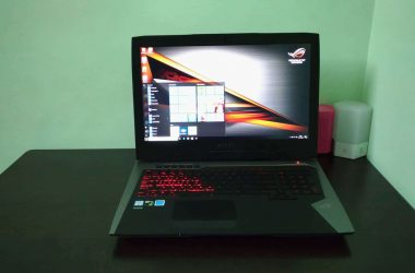 Asus ROG G752VY Review - The Mother and Father of All Gaming Notebooks! - 8