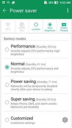 Zenfone 3 Max review-battery