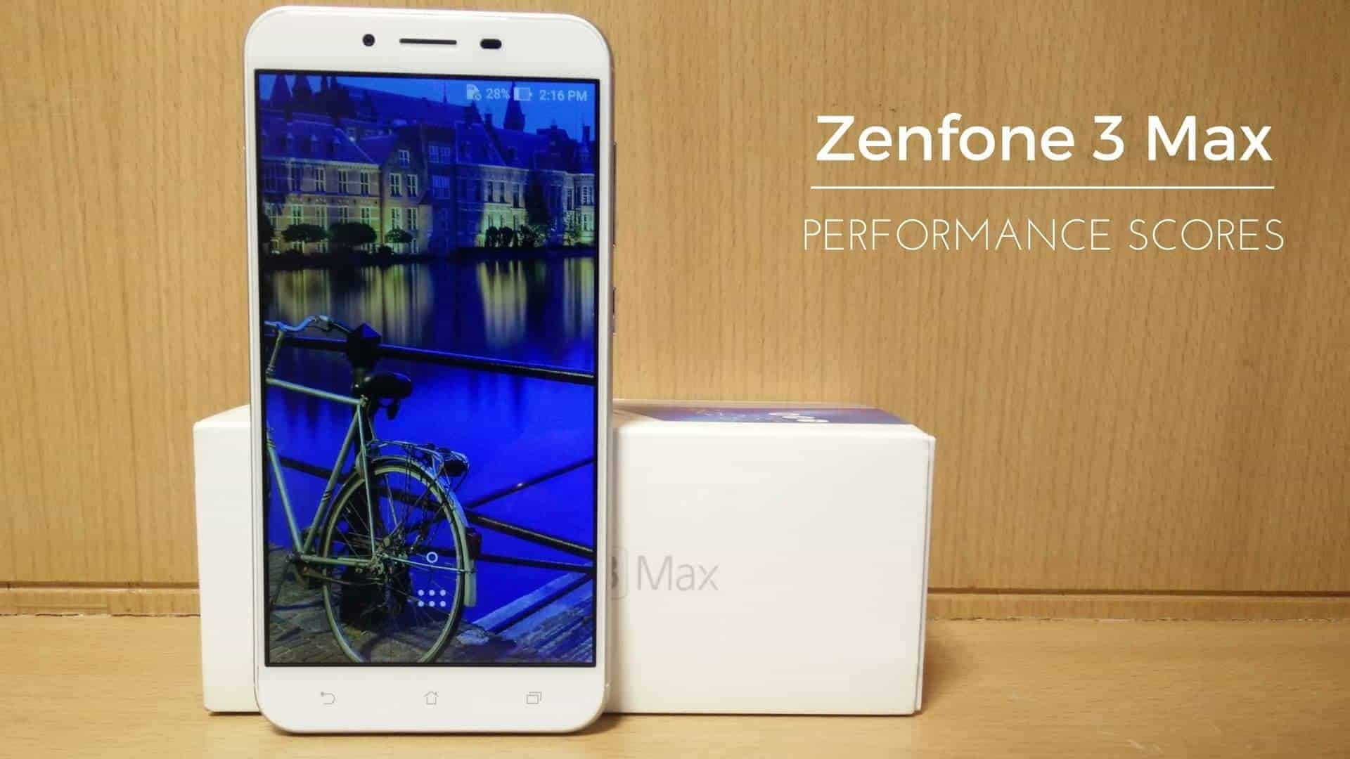 Zenfone 3 performance