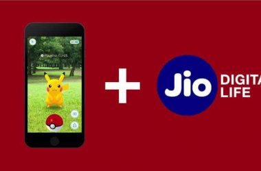 Pokemon Go Officially Launched In India With The Partnership of Reliance Jio Infocom Ltd. - 1