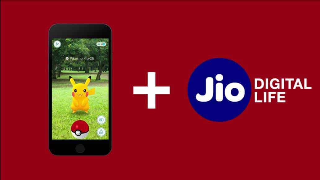 Pokemon Go Officially Launched In India With The Partnership of Reliance Jio Infocom Ltd. - 3