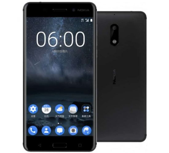 Nokia 6 - The First Android Smartphone From HMD Global Announced today - 1