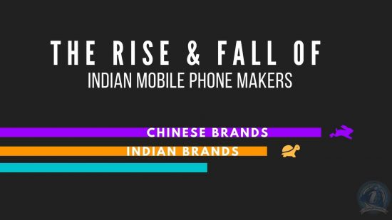Can Indian Mobile Phone Makers Ever Be In The Top Position in terms of Market Share & Sales? - 1