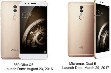 Micromax Dual 5 - Another re-branded phone with some minor changes? - 8