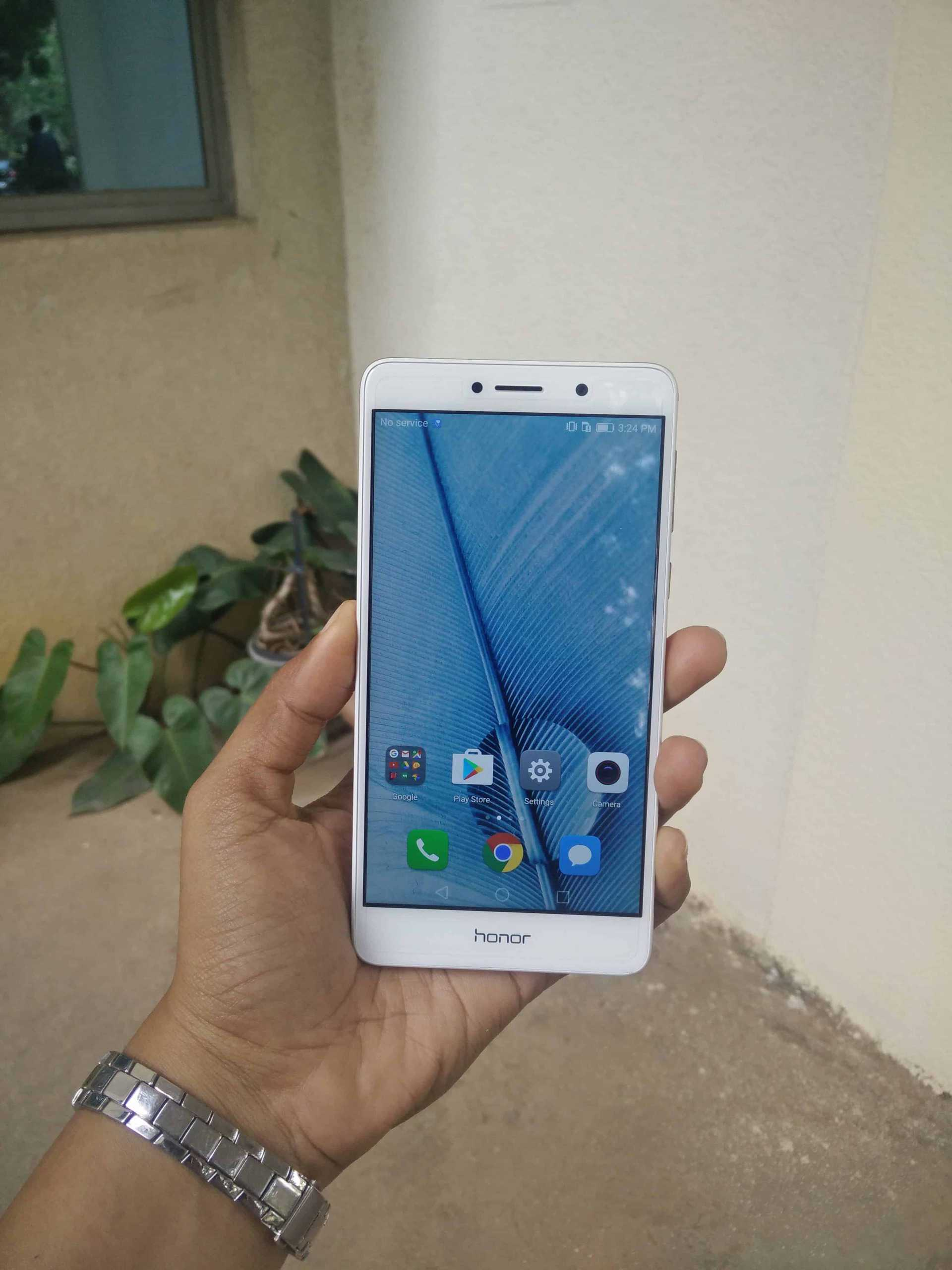 Honor 6X_Display