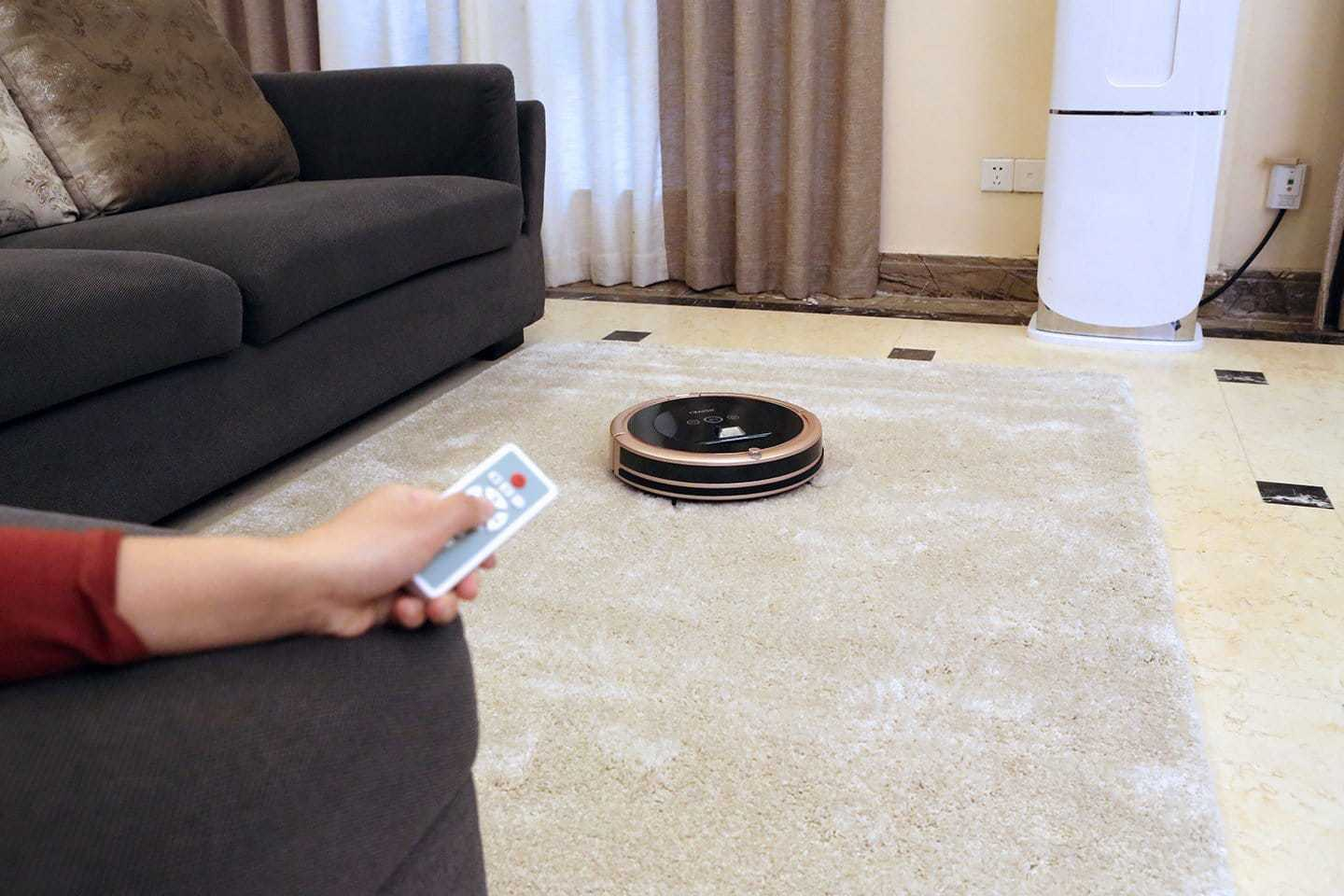 Introducing The Next Generation i5 Robot Vacuum Cleaner Expected To Hit IndieGoGo Soon - 2