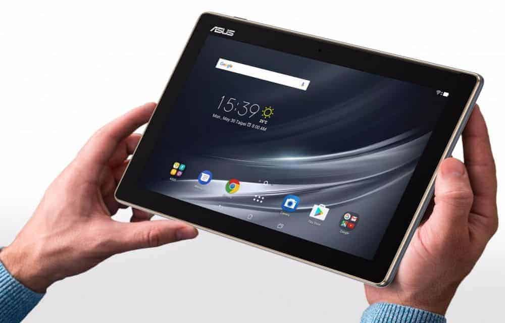 Asus Unveiled ZenPad 10 Z301ML/MFL at Computex