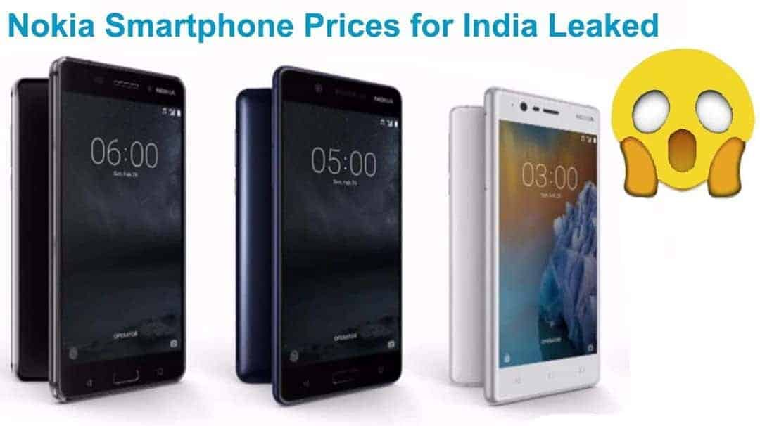 Nokia Smartphones Price Leaked: Starts from Rs. 9,990 - 3
