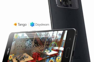 ASUS Zenfone AR comes with Google Tango and Daydream support