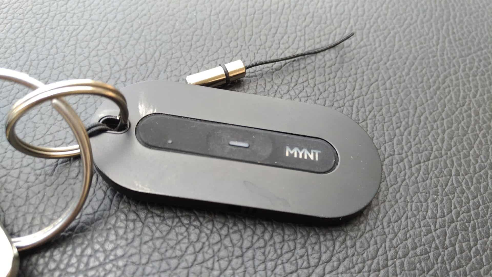 Mynt Smart Tracker & Key Finder Review - You'll Only Need This One Tiny Gadget To Track All your Belongings! - 2