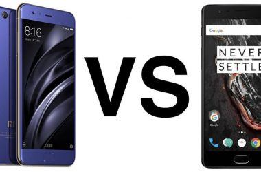 Xiaomi Mi 6 Vs OnePlus 5 - Battle of Flagships: Which is better? - 19