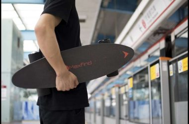 Max C Electric Skateboard - Maybe your next daily companion? - 1