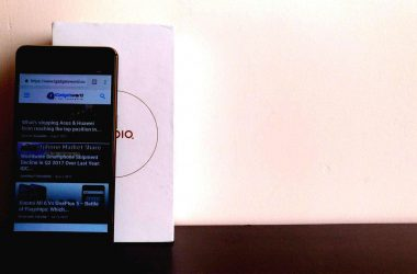 Nubia M2 Lite Review - A Perfectly Imperfect iPhone Clone - 3