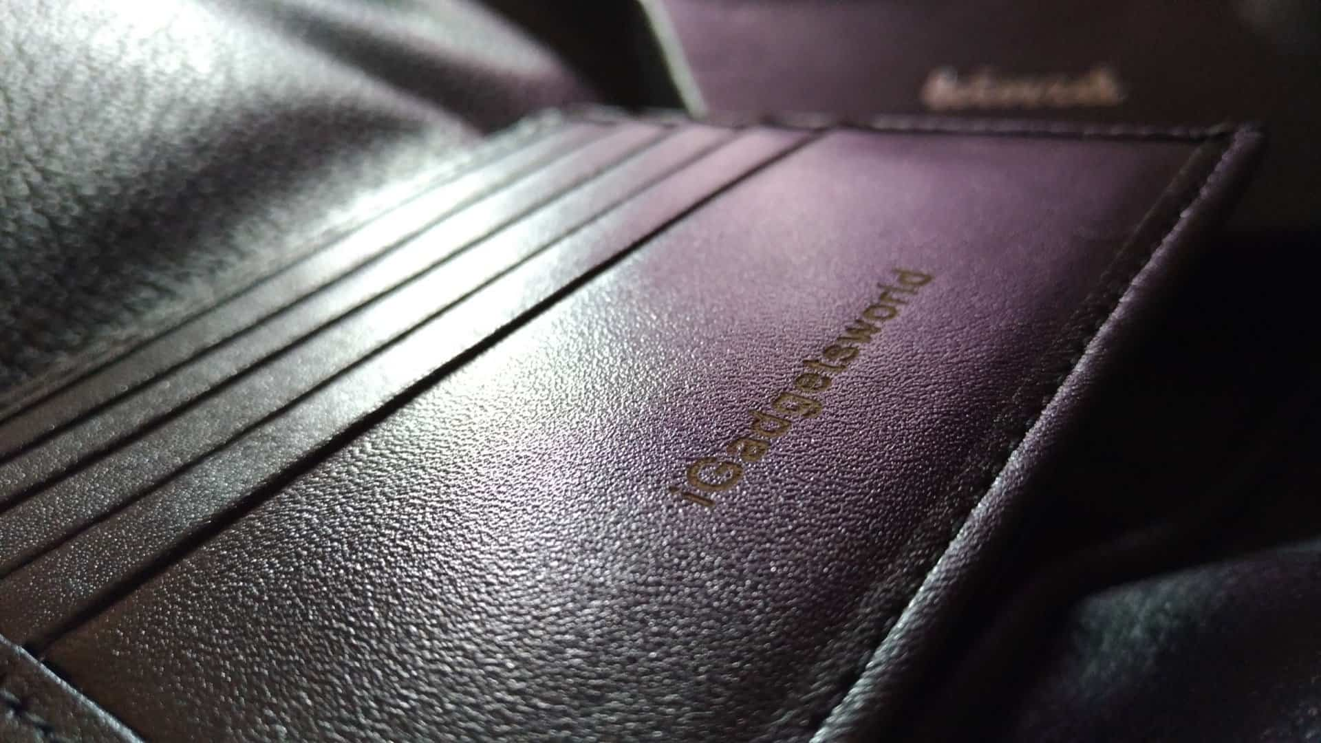 Kinzd Wallets Review - The Minimalistic Wallets that protect from RFID Skimming - 2