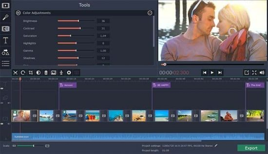 Movavi Slideshow Maker - A Simple tool to turn your Digital Memories into Movies! - 1