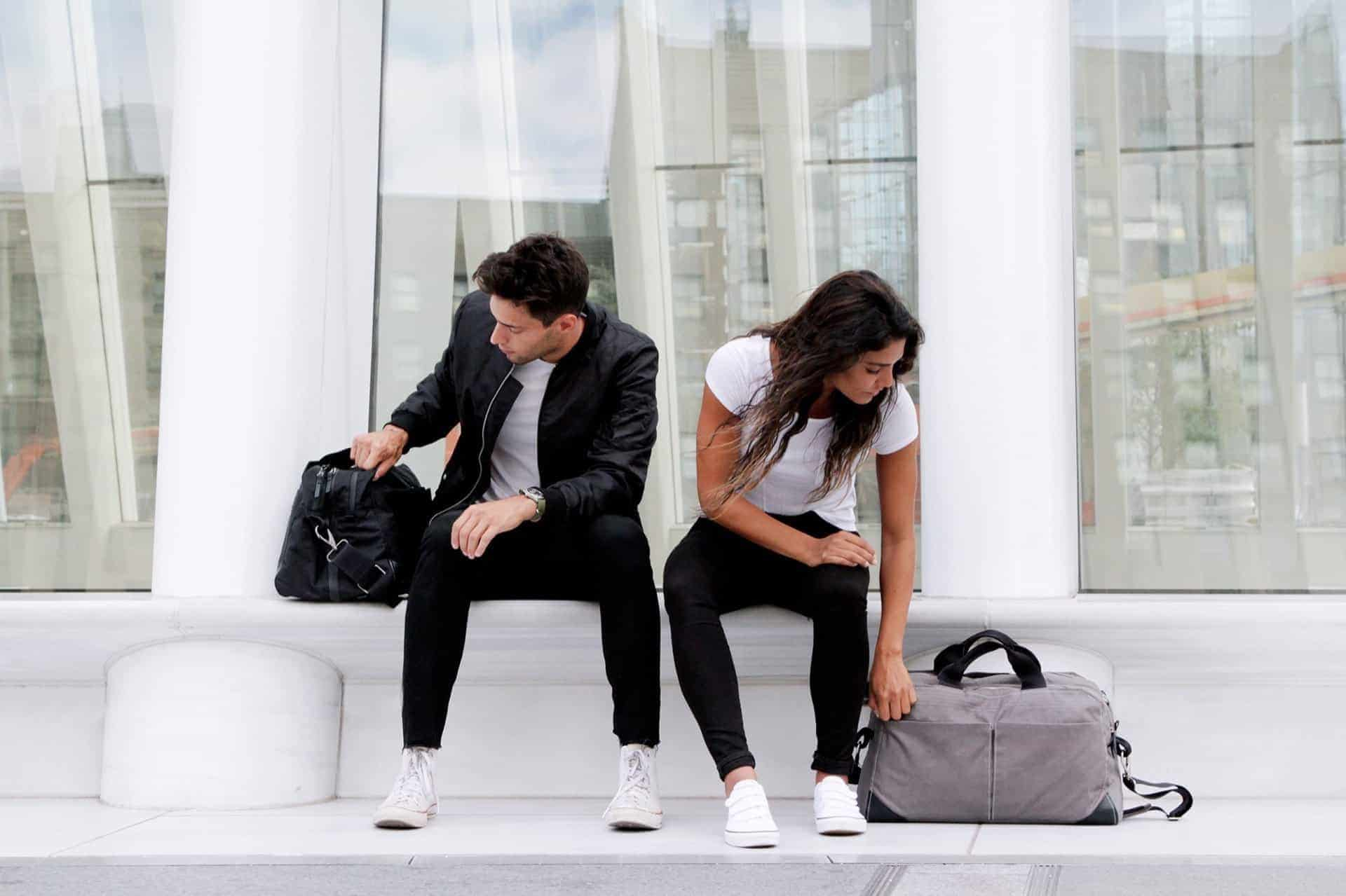 PAKT One - A Minimalist Travel Bag That Got Featured By Netflix For Its Own Reasons! - 4