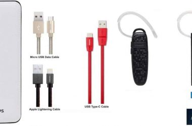 ATI Electronics Launches Philips Power Banks & Accessories In India - 9