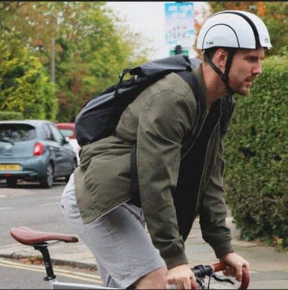 Plico - A Foldable Commuter Bike Helmet That fits Right in your Bag! - 3