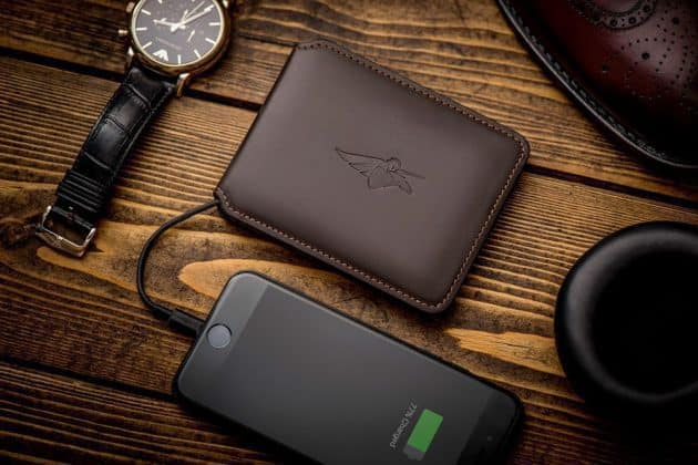 Volterman Wallet- The smartest wallet I have ever seen