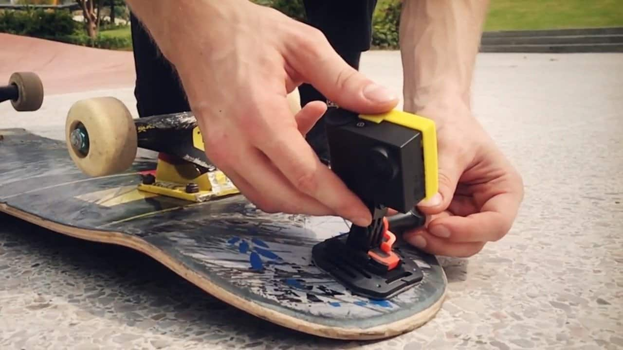 You'd Have Never Seen an Action Camera With These Features! - 5