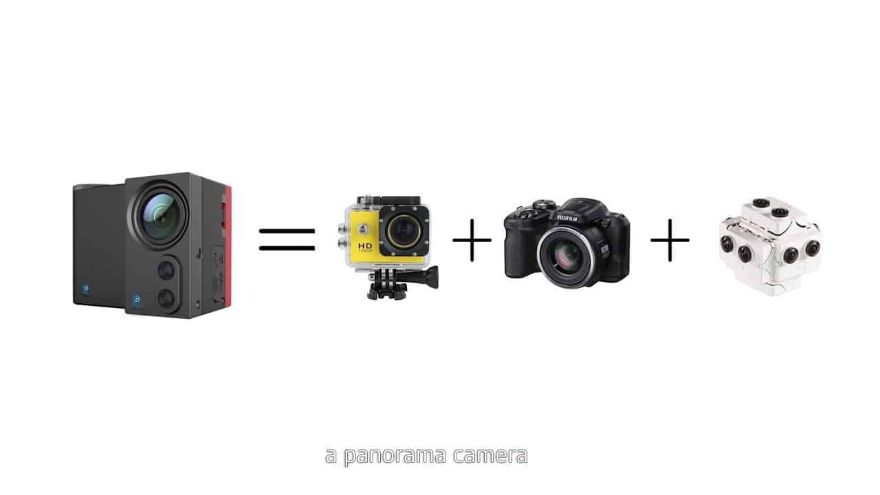 You'd Have Never Seen an Action Camera With These Features! - 1