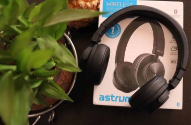 Astrum HT600 Wireless Stereo Headphones Review - The Minimalistic Headphone which you can carry around! - 9