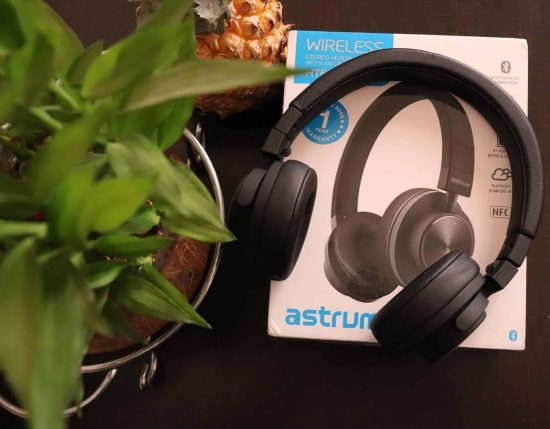 Astrum HT600 Wireless Stereo Headphones Review - The Minimalistic Headphone which you can carry around! - 1