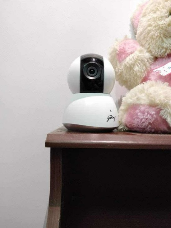 Welcoming easy-to-use home security systems- Godrej Eve PT - 1
