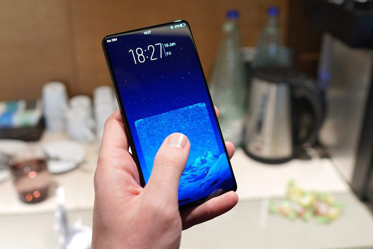 Fingerprint scanner on Phones: History and Evolution, but do we really need that? - 1