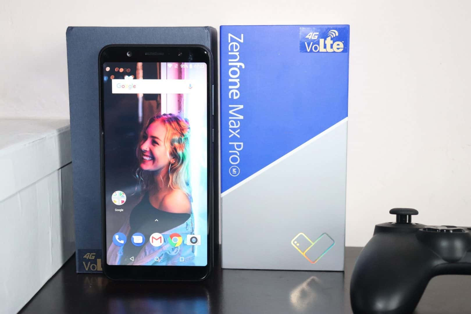 Zenfone Max Pro M1 6GB Hands-on & First Impressions - The Wait is Over! 😎 - 1