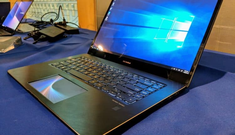 Asus ZenBook Pro 15 UX580 - First Impressions - 8