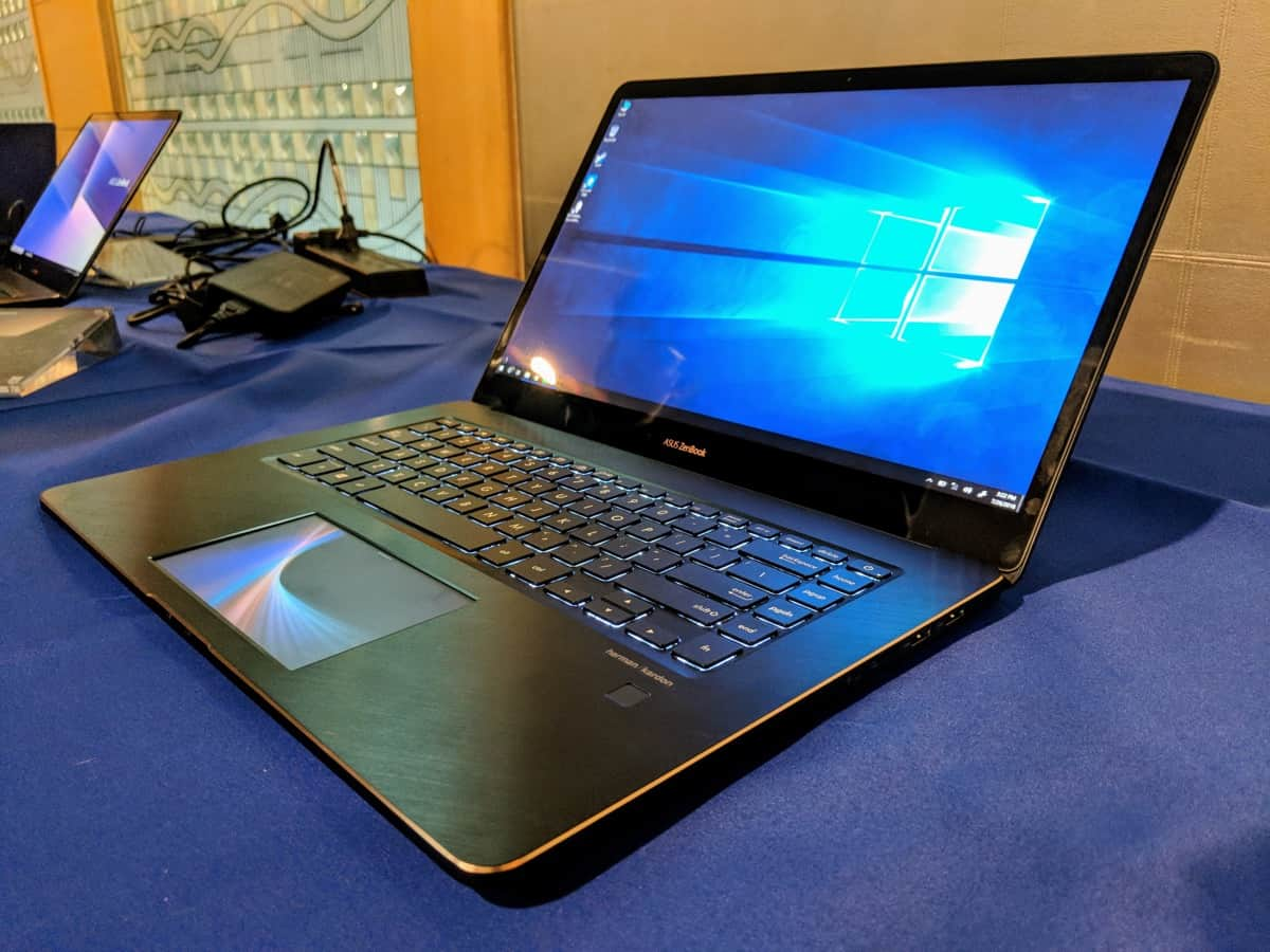 Asus ZenBook Pro 15 UX580 - First Impressions - 2