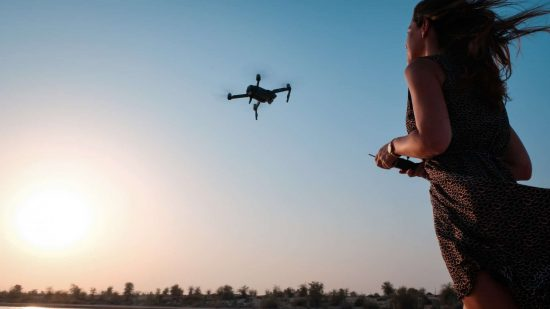 How Drone Technology is Changing the World? - 1