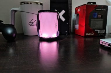 F&D W8 Portable Bluetooth Speaker Review - 2