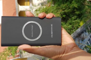 Ambrane PW-20 Wireless Power Bank - Convenience comes at a cost - 9