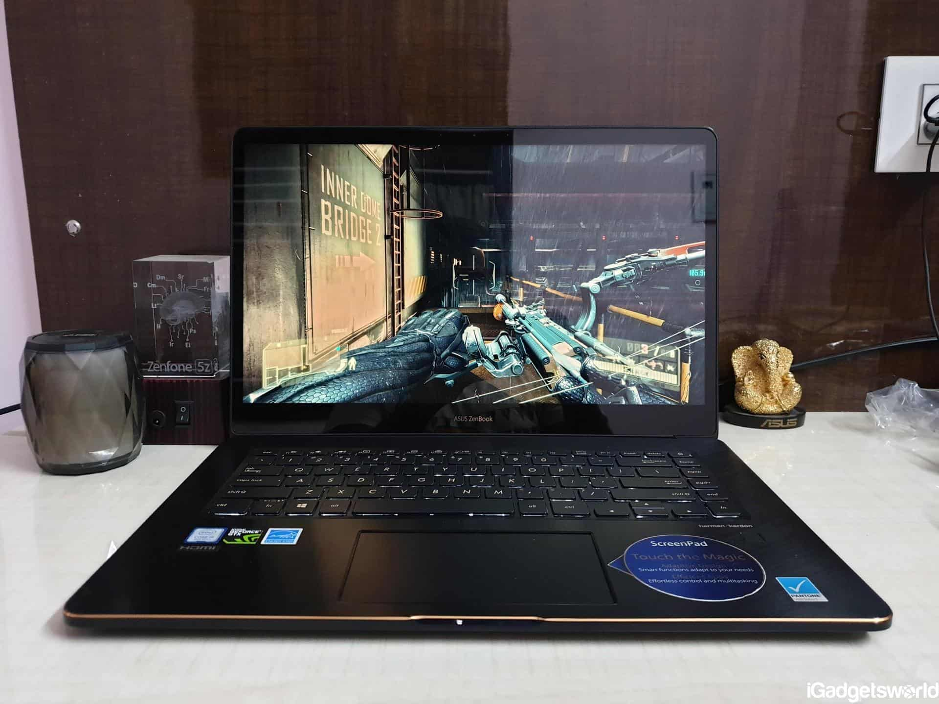 Asus Zenbook Pro 15 Review - Is it just about the ScreenPad? - 5