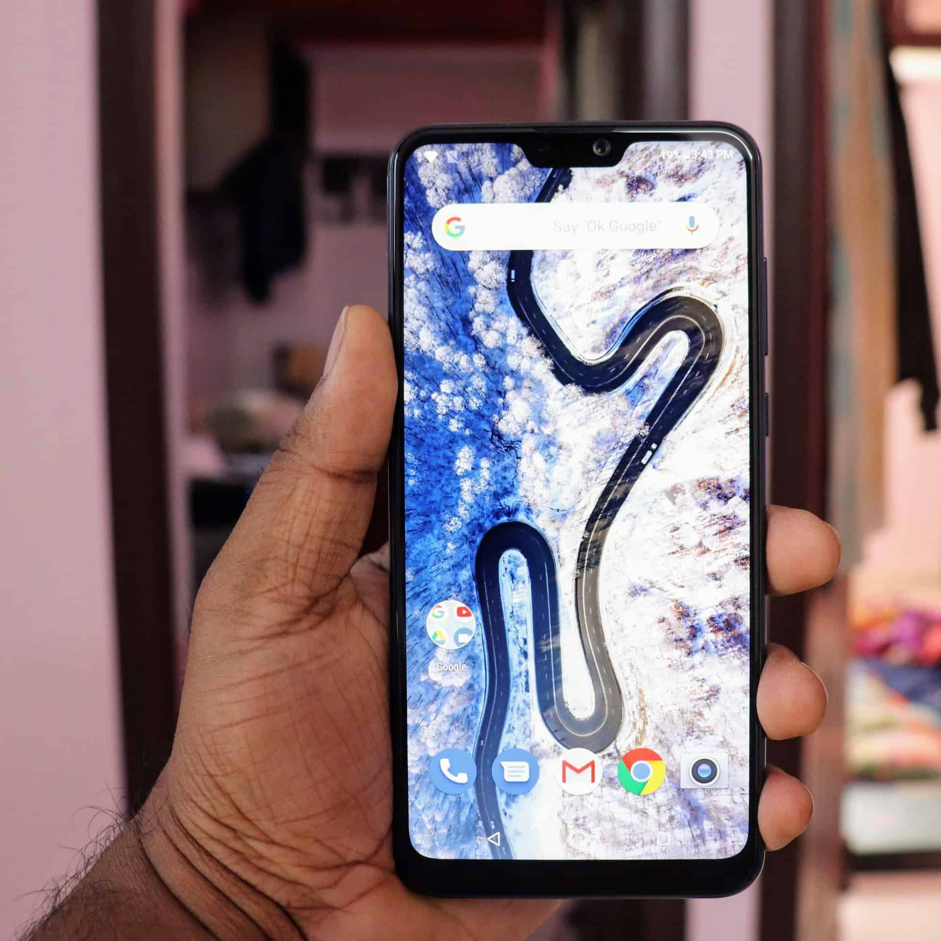 Zenfone Max Pro M2 - Hands-on Review1