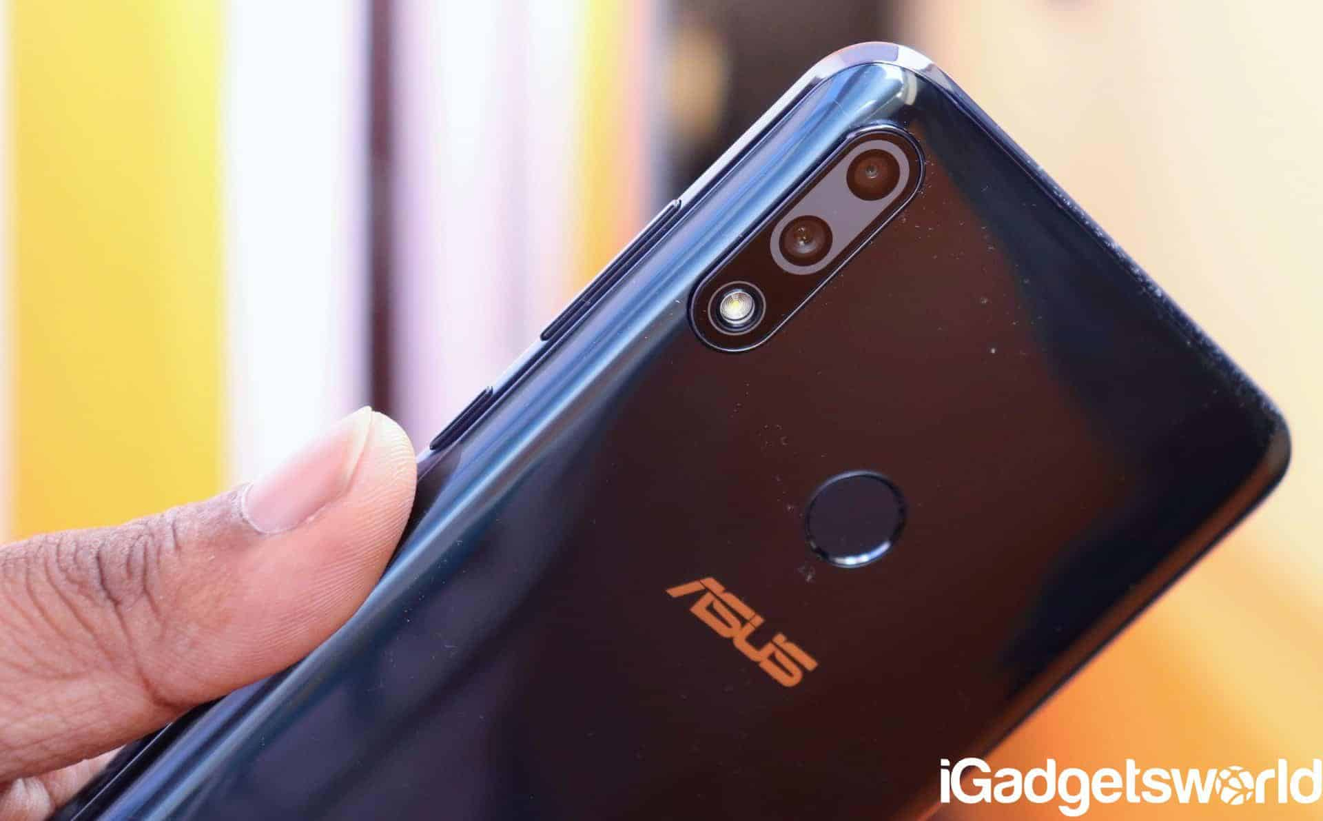 Zenfone Max Pro M2 - Hands-on Review9