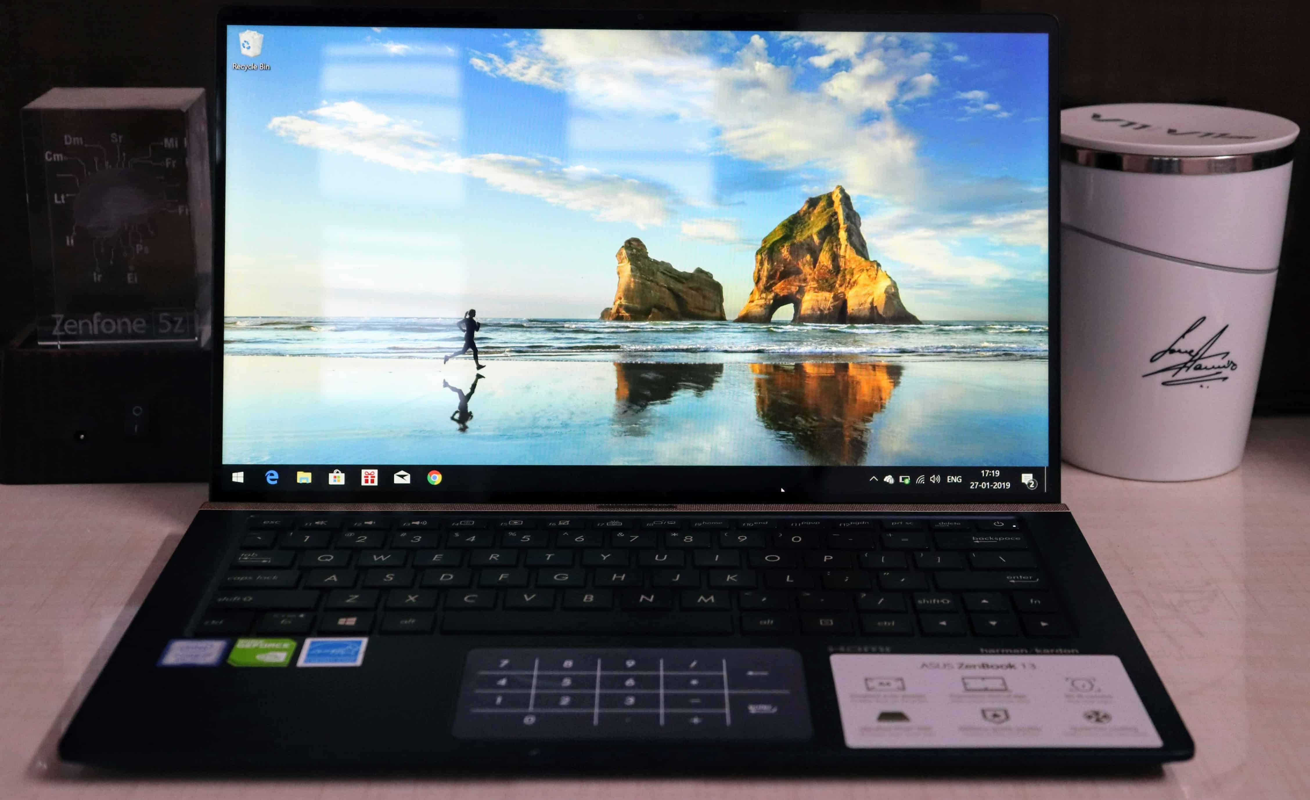 Asus Zenbook 13 UX333FN Review - The Most Compact 13-inch laptop I've used! - 1