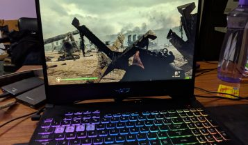 Asus ROG Strix Hero II: Ideal gaming laptop while on the move? - 11