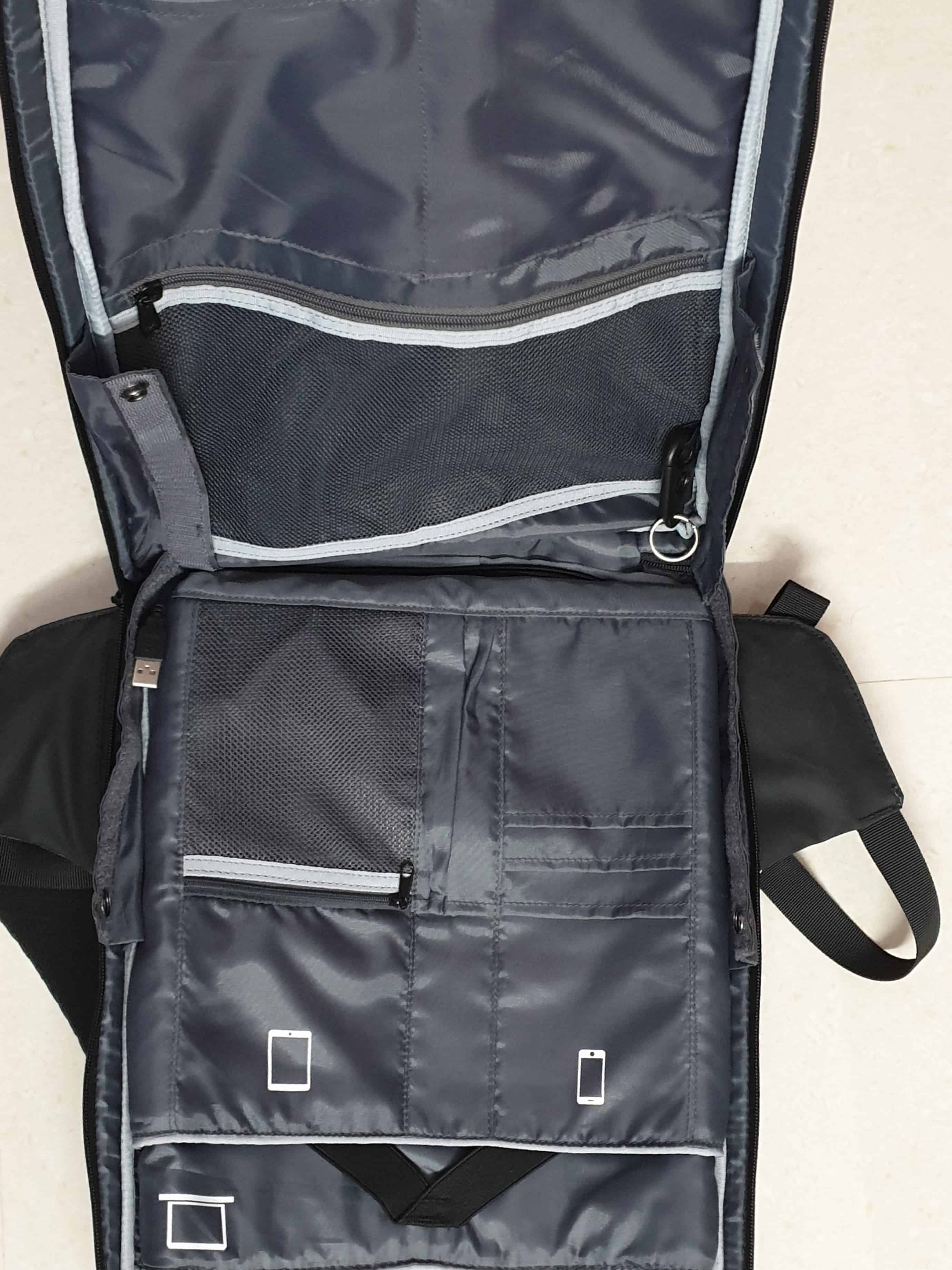 Neweex Backpack Review - Now you can Travel with Style! - 4