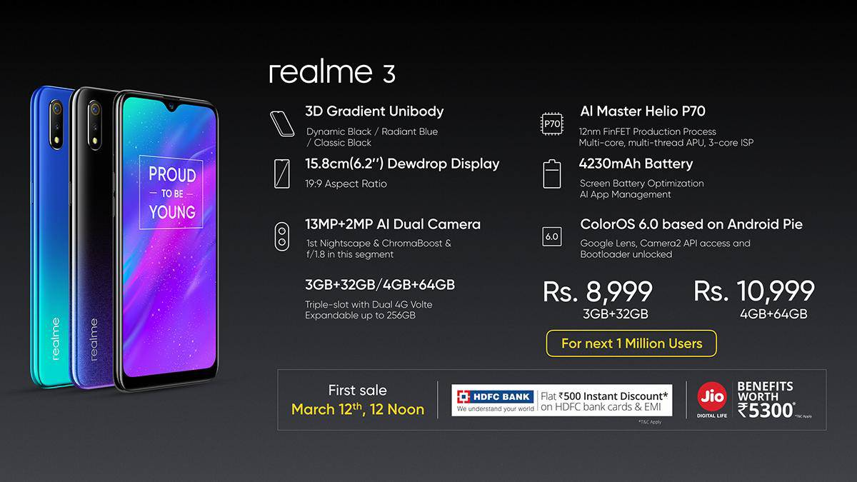 Should You Buy RealMe 3 or Go With the Competitors? [My Opinion] - 1