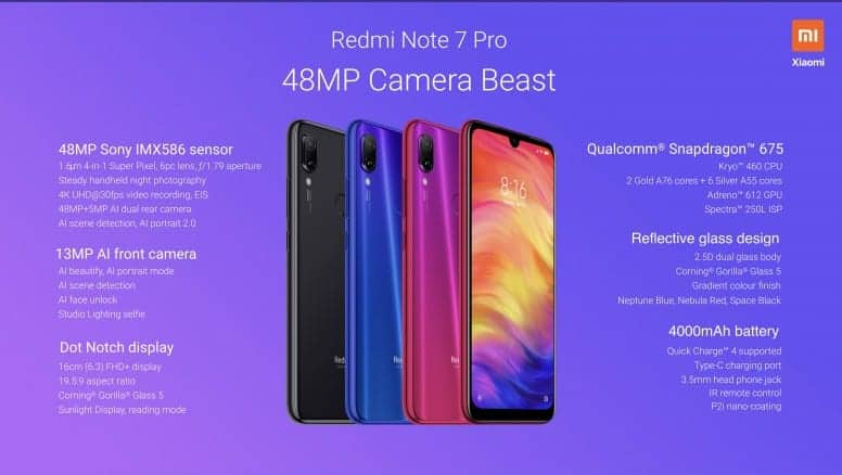Redmi Note 7 Vs Redmi Note 7 Pro - Which one to buy? [My Opinion] - 3