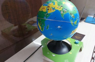 Shifu Orboot Review - Travel & Learn with AR Globe - 19