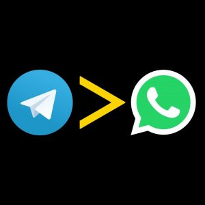 Telegram is better than WhatsApp, here are the reasons